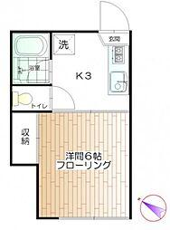 阿佐ヶ谷アビタシオン[2階]の間取り