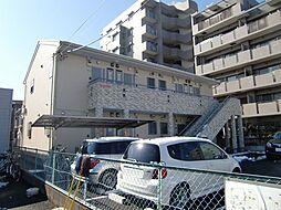 埼玉県所沢市くすのき台3丁目の賃貸アパートの外観