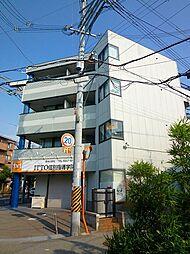 大阪府豊中市上野東2の賃貸マンションの外観