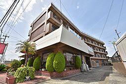 パリーサーハウス福田[4階]の外観