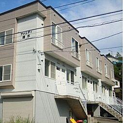 [テラスハウス] 北海道小樽市清水町 の賃貸【/】の外観