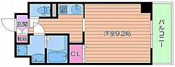 フォレストSAKURANOMIYA[2階]の間取り