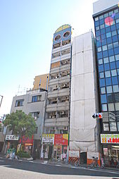 大阪府大阪市浪速区戎本町1丁目の賃貸マンションの外観