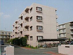 神奈川県横浜市青葉区荏田西4丁目の賃貸マンションの外観