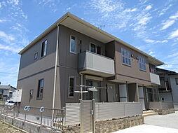 滋賀県彦根市錦町の賃貸アパートの外観