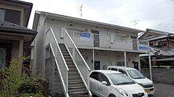 滋賀県守山市吉身3丁目の賃貸アパートの外観