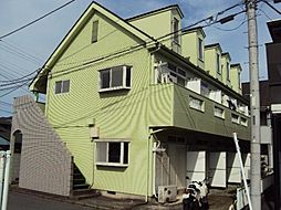 エメラルドハイツ[1階]の外観
