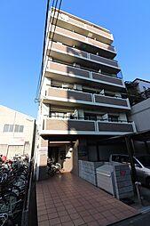 大阪府大阪市城東区成育2の賃貸マンションの外観