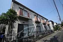 大阪府吹田市泉町5丁目の賃貸アパートの外観