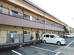第1石川アパート[201号室]の外観