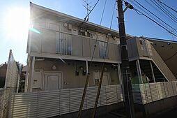 ミーテ・セレーノ矢野口[2階]の外観