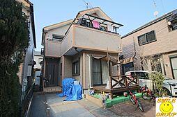 [一戸建] 千葉県市川市菅野4丁目 の賃貸【/】の外観