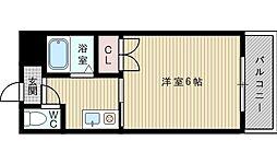 フォレストハウス[1階]の間取り