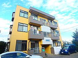 東京都稲城市押立の賃貸マンションの外観