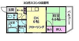 ダイコーマンション[2階]の間取り