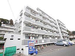 神奈川県座間市入谷1丁目の賃貸マンションの外観