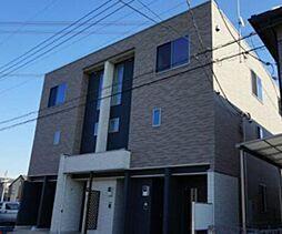 埼玉県鶴ヶ島市新町1丁目の賃貸アパートの外観
