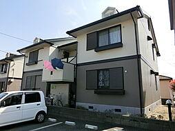 千葉県千葉市緑区おゆみ野中央5の賃貸アパートの外観