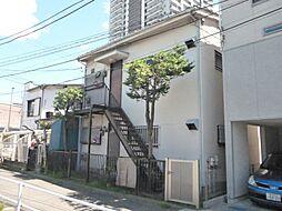 神奈川県横浜市磯子区杉田1丁目の賃貸アパートの外観
