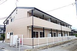 滋賀県長浜市大辰巳町の賃貸アパートの外観