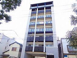福岡県福岡市博多区美野島3の賃貸マンションの外観