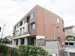 JR相模線 社家駅 徒歩14分の賃貸アパート