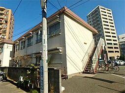 東京都多摩市一ノ宮3丁目の賃貸アパートの外観