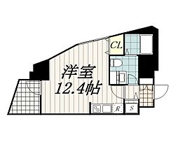 SIDEone(サイドワン)[7階]の間取り
