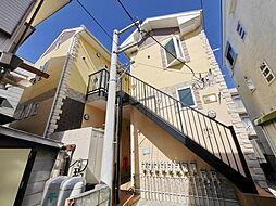 東急東横線 日吉駅 徒歩17分の賃貸アパート