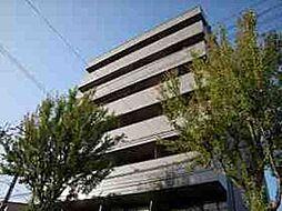 大阪府箕面市牧落2丁目の賃貸マンションの外観