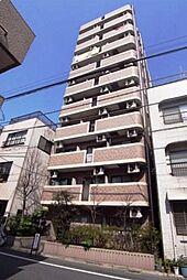 東京都台東区小島1丁目の賃貸マンションの外観