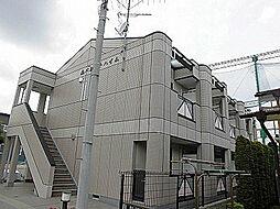 パレットハイム[2階]の外観