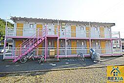 千葉県千葉市花見川区瑞穂1の賃貸アパートの外観
