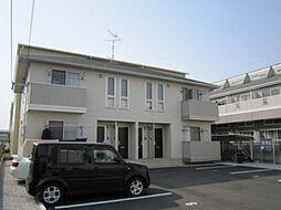 ラ・ルート松島B棟[101号室]の外観