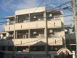 メゾンドール別府[206号室]の外観