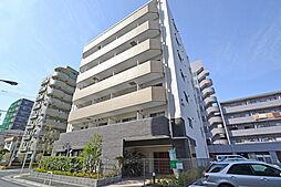 東京都江戸川区東葛西6丁目の賃貸マンションの外観
