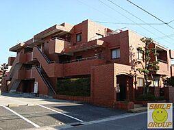 千葉県市川市中国分3丁目の賃貸マンションの外観
