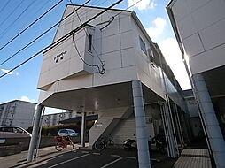 シティベール松崎[207号室]の外観