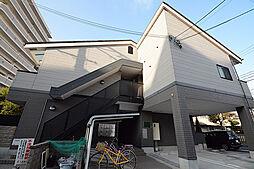 大阪府堺市堺区向陵西町1丁の賃貸アパートの外観