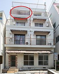 東京都杉並区久我山2丁目の賃貸マンションの外観