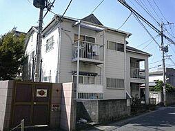 園田コーポ[205号室]の外観