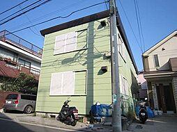 浜祥コーポ[102号室]の外観