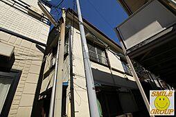 里見荘[102号室]の外観