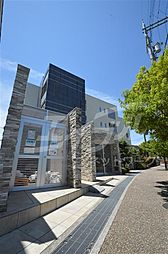大阪府箕面市小野原西5丁目の賃貸マンションの外観