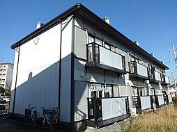 二俣川コアB[1階]の外観
