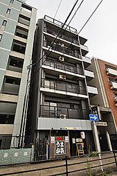 エステートモア六本松[2階]の外観