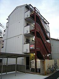 大阪府大阪市淀川区加島2丁目の賃貸マンションの外観
