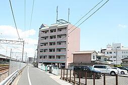 ミヨシマンション幸[206号室]の外観