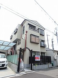 大阪府豊中市長興寺南3丁目の賃貸マンションの外観