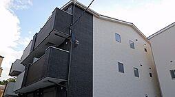 輝ハイツ[3階]の外観